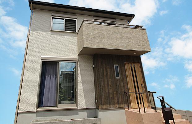 新築一戸建て 枚方市F様邸:夫婦2人になっても住みやすい家に