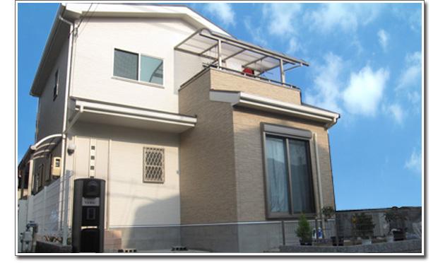 新築一戸建て 枚方市Y様邸:日差しの入る明るい家