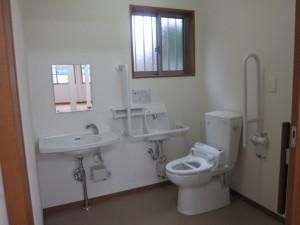 施設内・トイレ