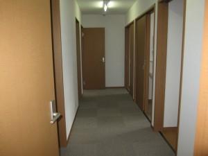 施設内・廊下