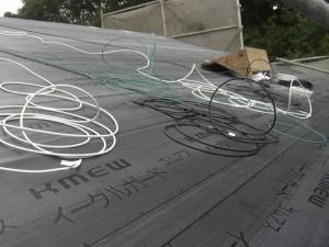 太陽光パネル設置工事2