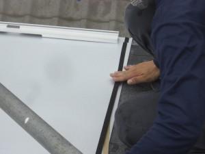 太陽光パネル設置工事5