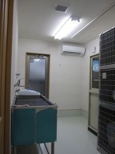 ペット預かり室1
