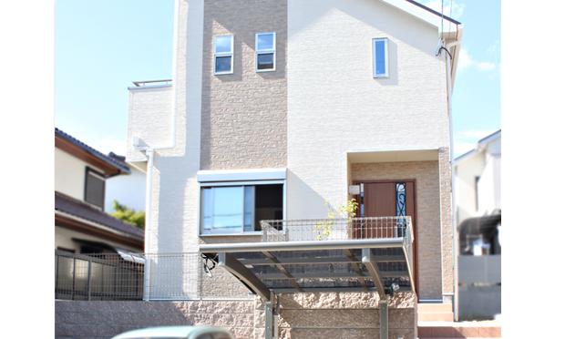 新築注文住宅の建築施工事例(枚方市T様邸) | 枚方市で新築注文住宅なら椎葉テクノホーム