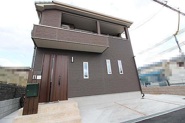 新築注文住宅の建築施工事例(枚方市F様邸) | 枚方市で新築注文住宅なら椎葉テクノホーム