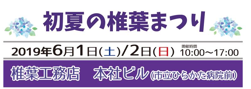 初夏の椎葉まつり 令和元年6月1日(土)・2日(日)開催!
