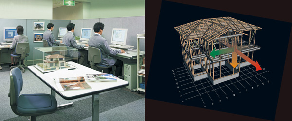 構造計算書シュミレーション