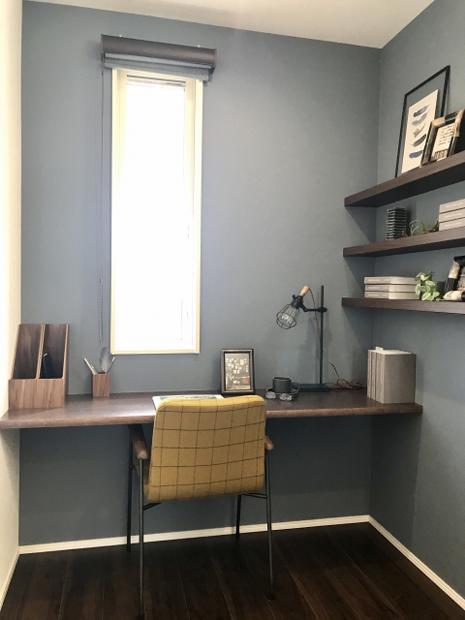 完全個室の書斎