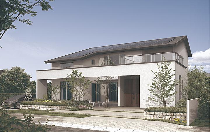 長期優良住宅の家