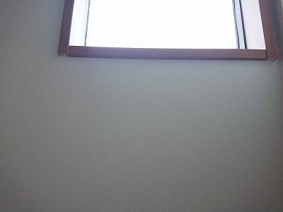 窓枠 補修後