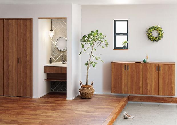 玄関洗面台1
