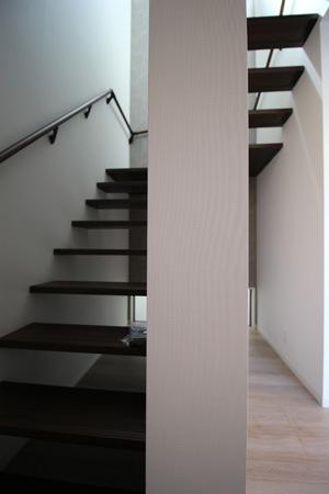 モデル:彩光階段